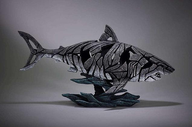 Edge Sculpture Shark Figure