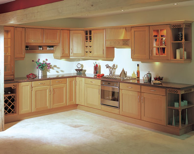 Marpatt Classic Collection - Corbiere Roomset in Sanded Oak