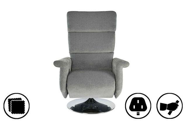 Canterbury Grande Swivel Recliner Chair