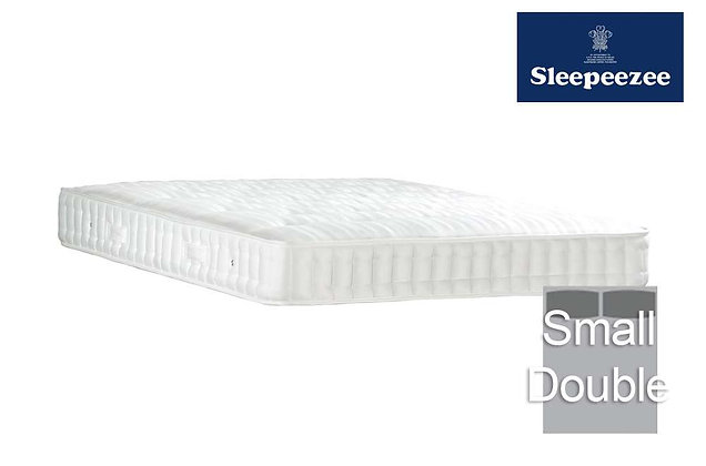 Sleepeezee Superfirm 1600 Small Double Mattress