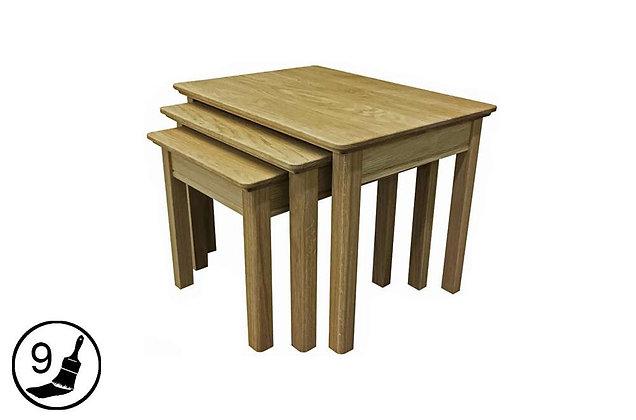 Trentham Nest of 3 Tables