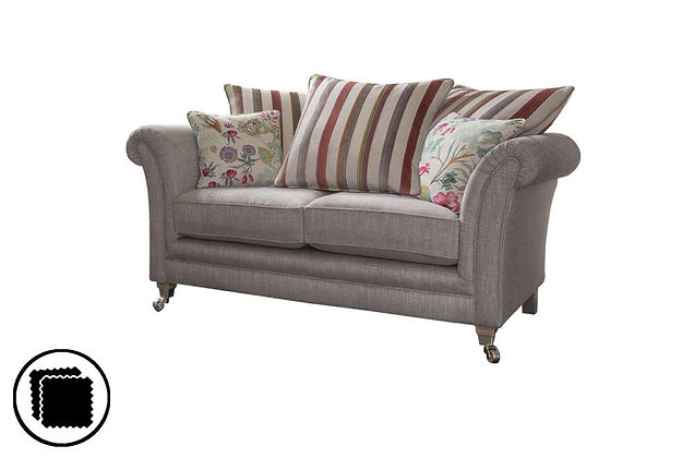 Versailles 2 Seater Pillow Back Sofa