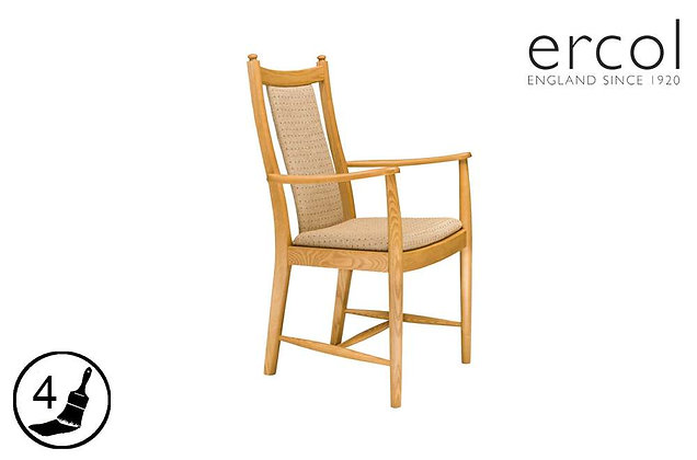 ercol Windsor Penn Padded Dining Armchair