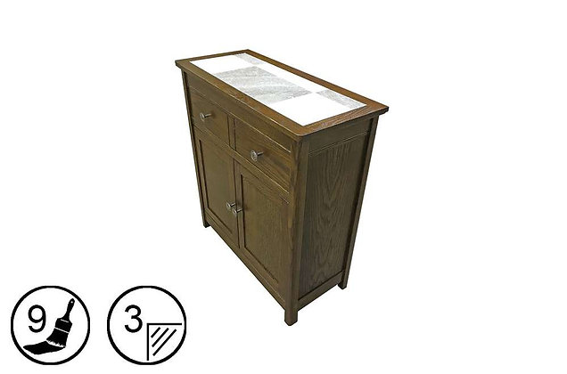 Trentham Small Sideboard - Tile Top