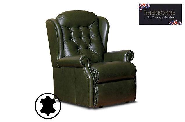 Sherborne Lynton Leather Armchair