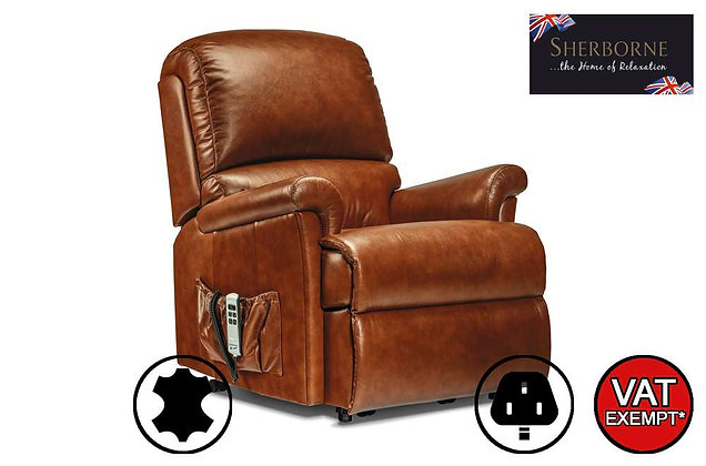 Sherborne Nevada Leather Royale Lift & Rise Care Recliner Chair
