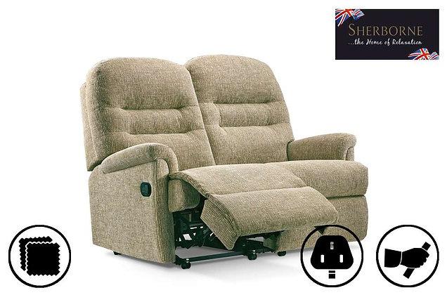 Sherborne Keswick Petite 2 Seater Recliner Sofa