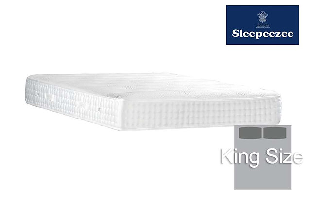 Sleepeezee Royal Backcare 2000 King Size Mattress