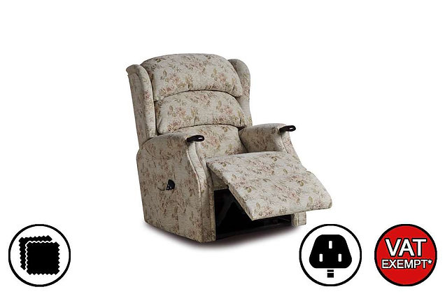 Rhodes Low Profile Lift & Rise Care Recliner Chair