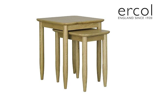 Ercol Teramo Nest of 2 Tables