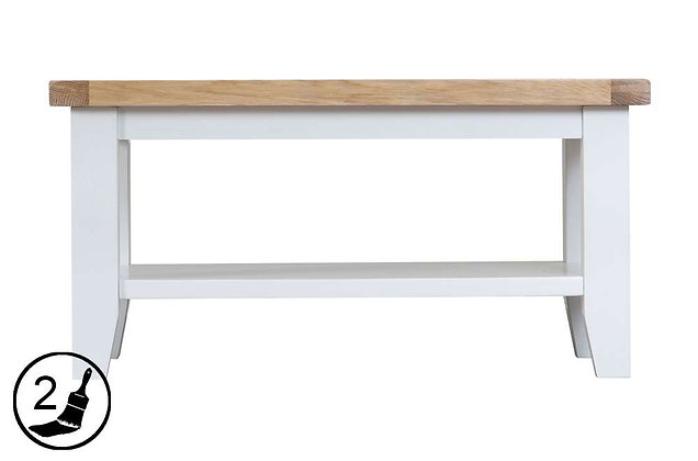 Settle Coffee Table