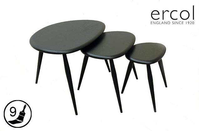 ercol Originals Nest of 3 Tables