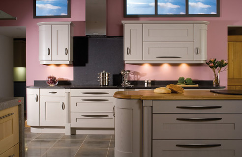 Marpatt Classic Collection - Mowbray in Painted Oak, Pebble