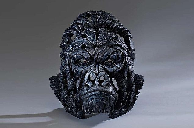 Edge Sculpture Gorilla Bust