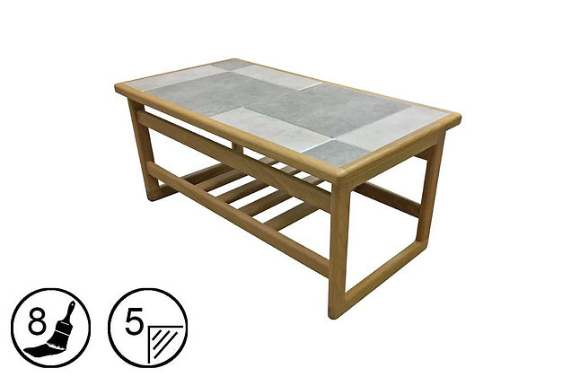 Hanley Small Coffee Table - Tile Top
