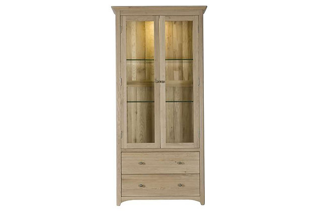 Charmwood Display Cabinet