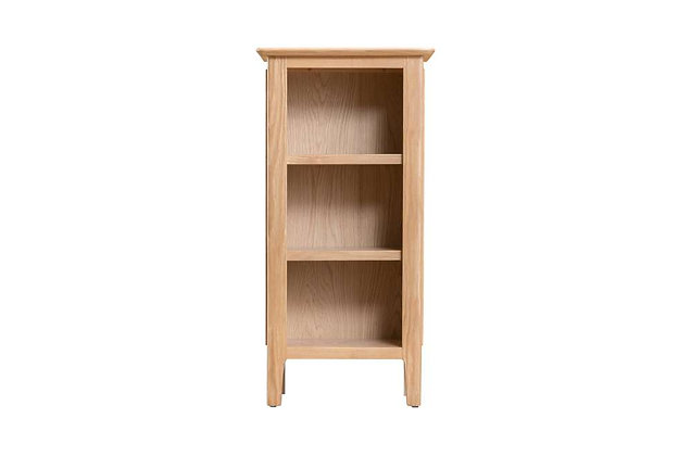 Bentham Small Narrow Bookcase