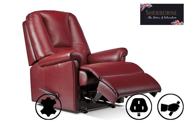 Sherborne Milburn Leather Royale Recliner Chair