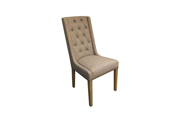 Heritage Fabric Dining Chair