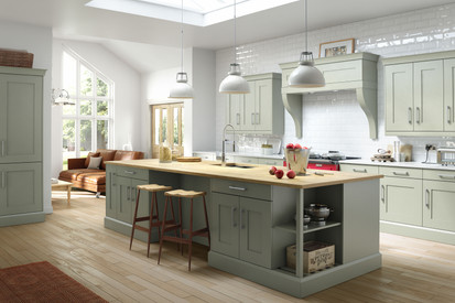 Marpatt Classic Collection - Mowbray in Painted Oak, English Grey