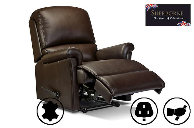 Sherborne Nevada Leather Royale Recliner Chair