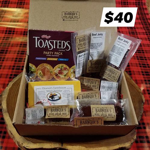 $40 Christmas Gift Box