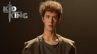 THE KID WHO WOULD BE KING PROMO