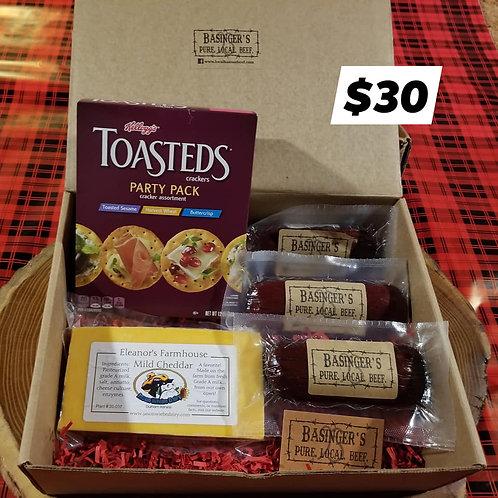 $30 Christmas Gift Box