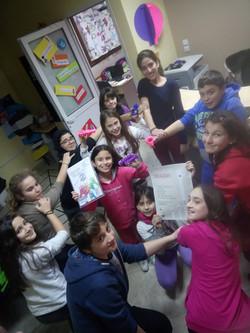 Karakousi English School-Greece