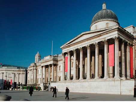 National Gallery reopening
