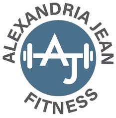 Alexandria Jean Fitness Logo