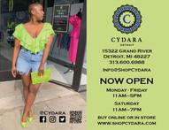 CYDARA Postcard