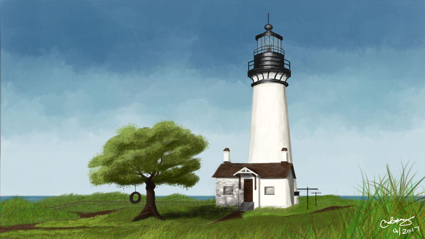 The Lighthouse - Day