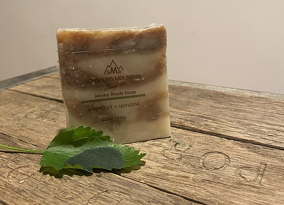 FLORAL - JERSEY ROOTS BAR SOAP