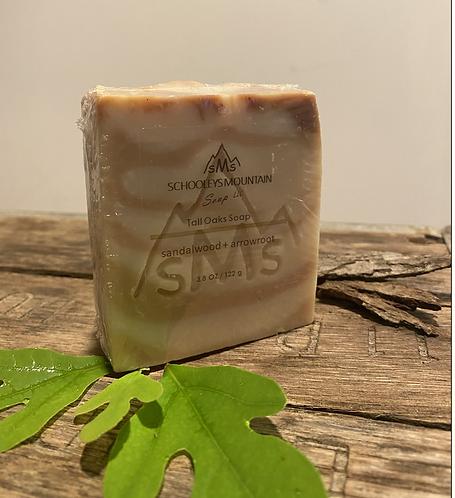 WOODSY - TALL OAKS SANDALWOOD BAR SOAP