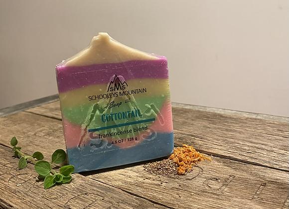 MEDICINAL - COTTONTAIL BAR SOAP