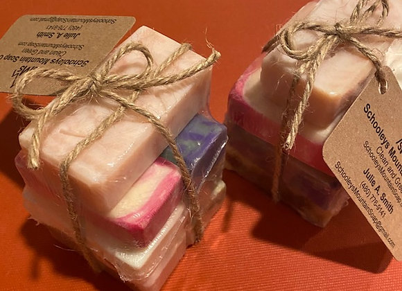 SAMPLER - NATURAL SOAP GIFT SET