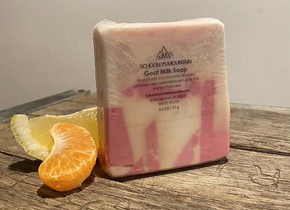 CITRUS - GOAT MILK SOAP