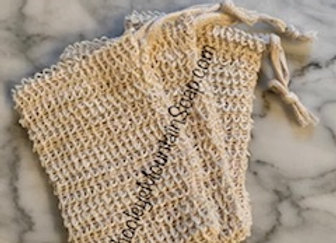 ECO-FRIENDLY NATURAL MESH SOAP POUCH