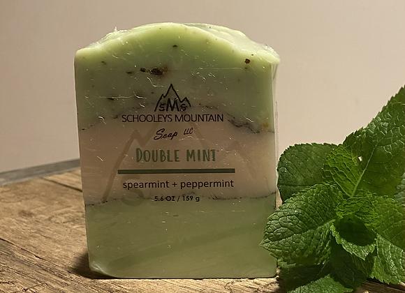 MINTY - DOUBLE MINT BAR SOAP
