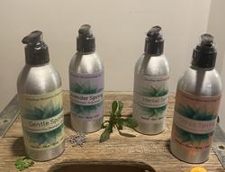 ALL NATURAL CASTILE LIQUID SHAMPOO+BODY SOAP