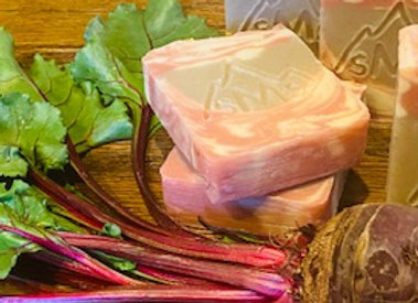 HERBAL - BEET IT! BAR SOAP