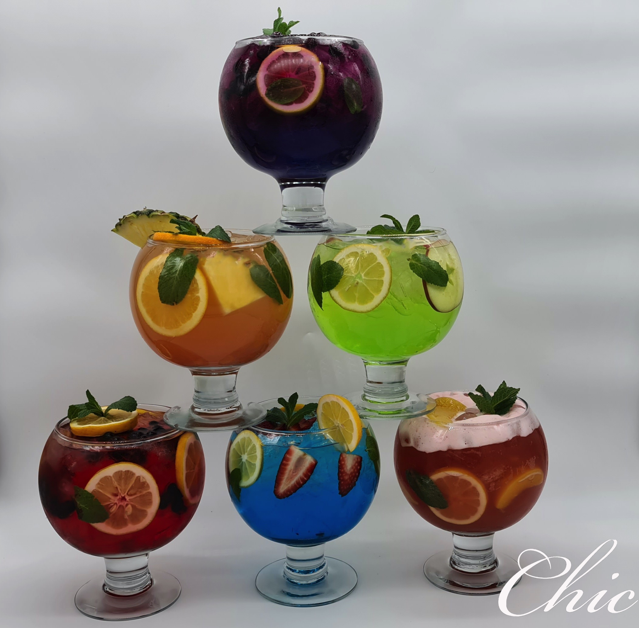 Chic's Fishbowl Range