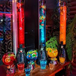 Fishbowl Cocktails