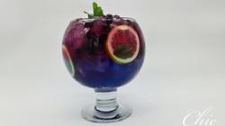 Blueberry Bass Drop Fishbowl