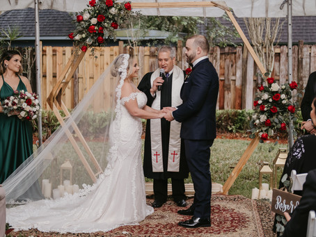 Backyard Weddings: A Great Way to go in 2020 and Beyond