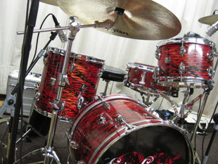 The drums I like to use