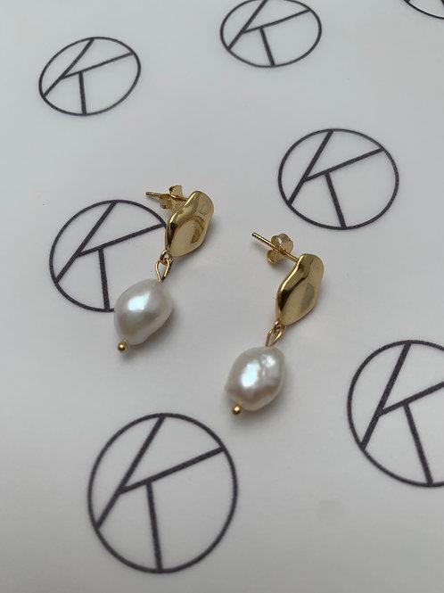 Jasmine | Pearl Earrings