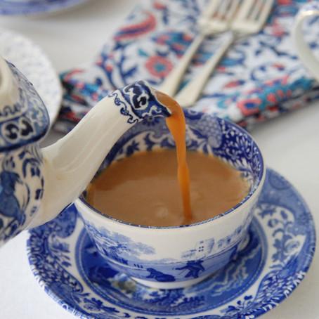 An authentic masala chai recipe