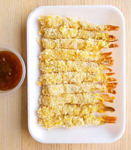 Panko Shrimp fry